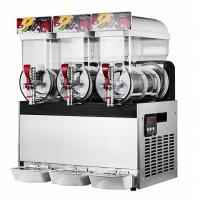 Buy cheap Low Noise Food Grade Ice Slush Machine For Supermarket / Beverage from wholesalers