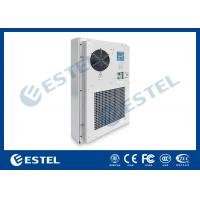 Buy cheap DC48V IP55 800W Cabinet Heat Exchanger / 80W/K  Air To Air Heat Exchanger For Outdoor Telecom Enclosure from wholesalers