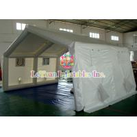 Buy cheap Plato PVC Inflatable Clear Bubble Tent For Shelter ,  Commercial Clear Dome Tent product