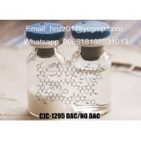 Buy cheap Injectable Liquid Steroids Growth Hormone Releasing Factor Peptide Hormone CJC-1295 DAC from wholesalers