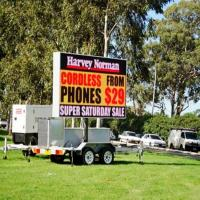 Buy cheap Outdoor P10 Full Color Truck Mobile LED Display For Advertising from wholesalers