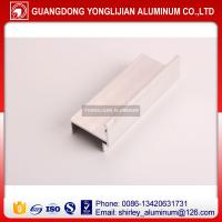 Buy cheap Extrusion aluminum profiles for window and door,aluminum profile price from wholesalers