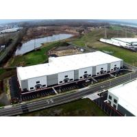Buy cheap Massive Large Span Industrial Steel Frame Building Shell With Concrete Slab Wall Type from wholesalers