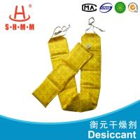 Buy cheap High absorption 200% Superdry Shipping Container Desiccant for Cargos from wholesalers