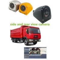 Buy cheap AHD 2 Megapixel Car Rear View Camera IP68 For Bus Truck , 3.6/2.8mm Fixed Lens product