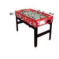 "Buy cheap Solid MDF Colorful 48"" Foosball Table Wood Soccer Table With Chromed Steel Rod product"