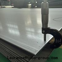 Buy cheap Color Coated Polished Aluminum Checkered Sheet Thickness 1.5mm - 6mm , Diamond Plate Sheet product