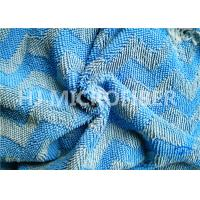 Buy cheap Jacquard Weave Style Twist Pile Microfiber Fabric For Mop Pads , Microfiber Cloths from wholesalers