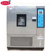 Buy cheap Programmable Humidity Temperature Test Chamber Air Cooling from wholesalers