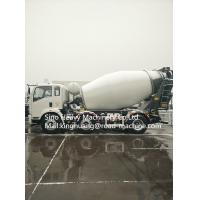 Buy cheap 6x4 Light Duty Commercial Trucks Concrete Mixer Truck Diesel Fuel from wholesalers