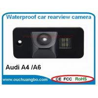 Buy cheap Ouchuangbo car parking system reverse rear view camera Audi A4 /A6 OCB-T6846 from wholesalers
