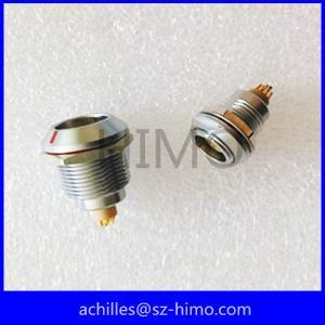 high performance EGG.0B.302 2 PIN female lemo self-locking receptacle connector