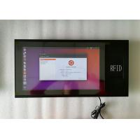 Buy cheap 15.6 Inch 10MM Industrial Capacitive Touch Panel PC With 3G And RFID Module from wholesalers