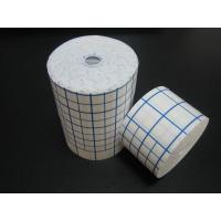 China Hypoallergenic Spunlanced Non woven mefix tape cover roll pre wrap dressing roll on sale