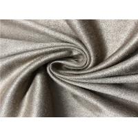 Buy cheap 130D 100% Polyester Faux Suede Fabric Comfortable Handfeel For Pet Supplies And Sofa from wholesalers