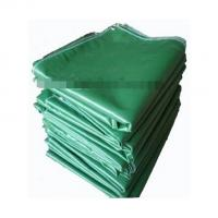 Buy cheap Mining Duct PVC Tarpaulin Products l Green 0.9X50m UV And Waterproof from wholesalers