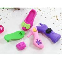 Buy cheap wholesale new products jumbo size pencil eraser,kids eraser,Shoe shape eraser, shoe eraser from wholesalers