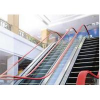Buy cheap Outdoor Escalator 600mm Step width with handrail speed sensor from wholesalers