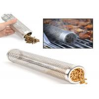 Buy cheap Portable Stainless Steel Mesh Tube  Corrosion Resistant  Easy To Use from wholesalers