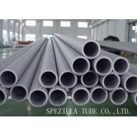 Buy cheap Fully Annealed 304 316 Stainless Steel Round Tube ASTM A312 Standard from wholesalers