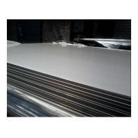 Buy cheap Construction Material List 304 Stainless Steel Metal Sheet , 3mm Cold Rolled Steel Sheet from wholesalers
