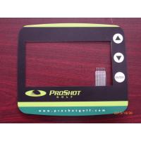 Membrane Switch Keypad with PCB , PET or PC material for CD Player