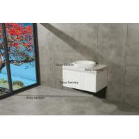 Buy cheap Water Saving Modern White Bathroom Vanity product
