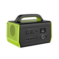 Buy cheap Over Heat Protection 500w Portable Power Station For Emergency Business Travel from wholesalers