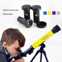 Buy cheap Fashionable Refractor Powerful Astronomical Telescope Kids Toy Kit For Children product