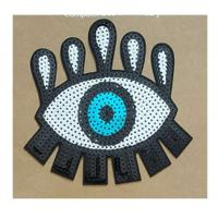 Buy cheap 2018 Wholesale club embroidery, hand customized fashion design embroidery patches from wholesalers