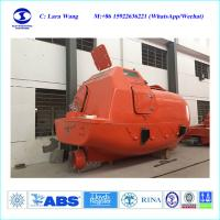 Buy cheap Totally Enclosed SOLAS Marine Lifeboat/ TEMPSC Lifeboat and Rescue Boat from wholesalers