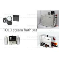 Buy cheap Single Phase Sauna Steam Generator 7.5kw With Touch Screen Control Panel product