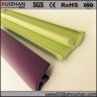 Buy cheap T moulding trim strip T shaped plastic strip from wholesalers