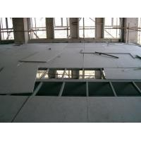 High Strength Fiber Cement Cladding Panels , Fibre Cement Sheet 100% Non Asbestos