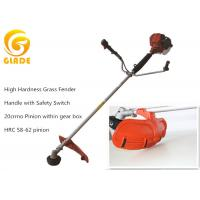 Buy cheap Shoulder Type Gasoline Petrol Grass Trimmers and Brush Cutters Top Rated and Portable from wholesalers