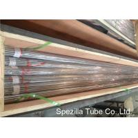 Buy cheap ASTM A269 Instrumentation Bright Annealed Stainless Steel Tube Imperial Size from wholesalers