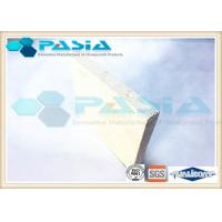 Buy cheap Shipbuilding Industry Aluminium Honeycomb Partition Panels PVDF Painted from wholesalers