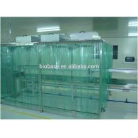 Buy cheap 2016 China hot sale salable customized down flow booth/clean room/ Clean booth available for sale CE ISO certified from wholesalers