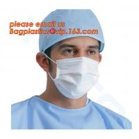 Buy cheap disposable non woven 3 ply medical face mask,Nonwoven 3Ply Face Mask Medical Disposable Face Mask Tie On bagease package from wholesalers