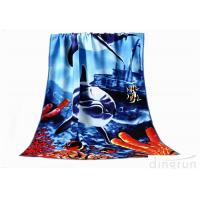 Buy cheap Full Printing Sublimation Custom Microfiber Towels Low Cadmium from wholesalers