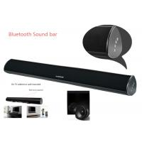 Buy cheap 2.0 Channel PC Soundbar Speakers With Bluetooth / Bulit In Tweeter from wholesalers