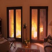 Buy cheap extra resistant factory Glass curtain wall fire resistant glass from wholesalers