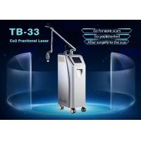 Buy cheap 10600nm Co2 Fractional Laser Machine For Scars / Stretch Marks Removal Vaginal Tightening from wholesalers