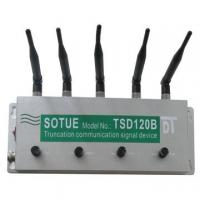Buy cheap Wireless bomb signal jammer| communication & bomb jammer, cell phone and mobile phone jamm product