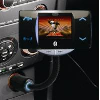 Buy cheap Bluetooth Car Kit with Mp4 Player from wholesalers