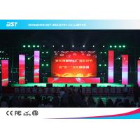 Buy cheap High Definition 3 In 1 SMD Rent Video Wall Displays , Small 6mm Led Screen 1R1G1B from wholesalers
