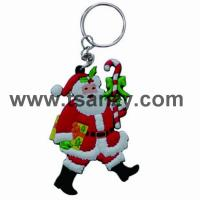 Buy cheap Santa Claus Keychain/christmas gifts product