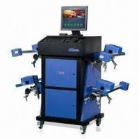 Buy cheap CCD Wireless Wheel Alignment, CE Certified from wholesalers