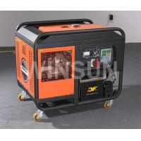 Buy cheap 8KW Open Frame Air Cooled Diesel Generator from wholesalers