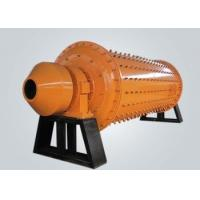 Buy cheap Professional Horizontal Ball Mill Grinder , Industrial Ball Mill 210kw Main Motor from wholesalers